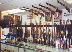 Pidgeon's Gun Shop, Gunsmithing, Firearm Sales and Repairs, Hunting Supplies, Vermont